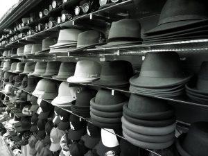 Handgemaakte hoeden
